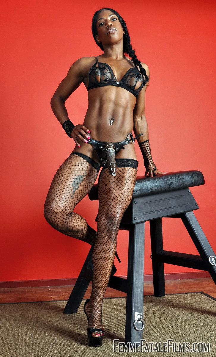 Black female domination